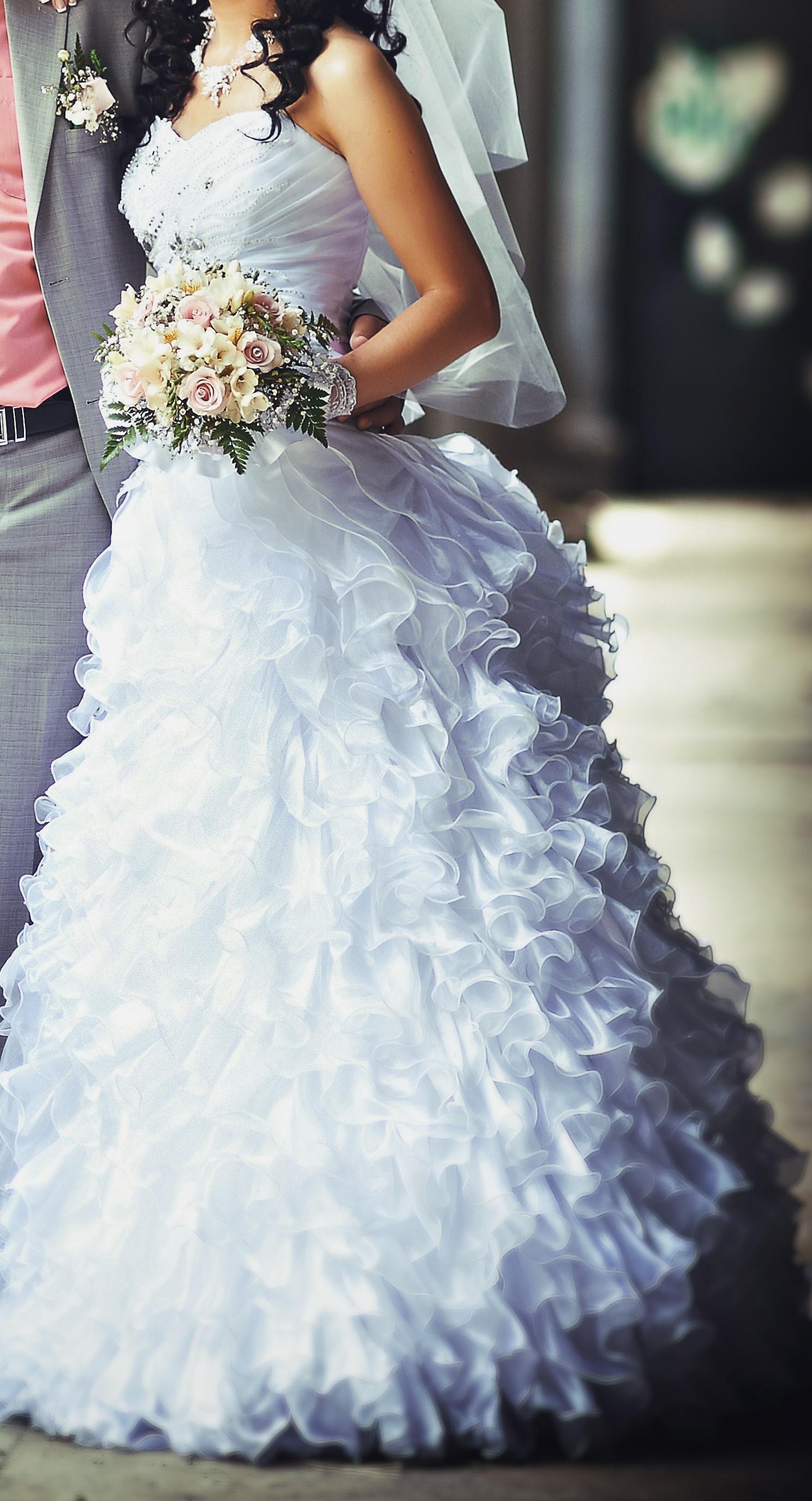 Свадебные платья феодосия цены