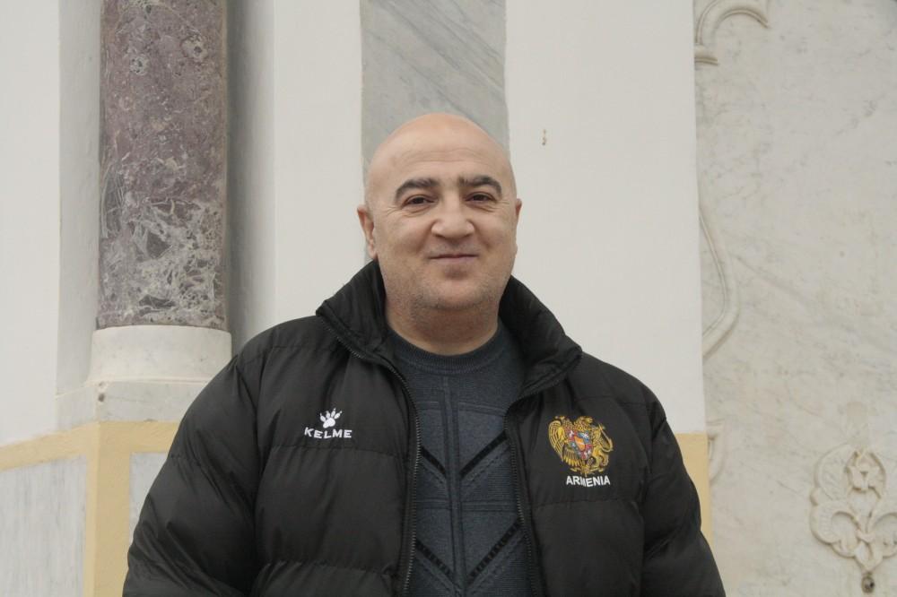 Фото новости - Ашот Габоян: «Благодаря армянину Феодосия звучит»