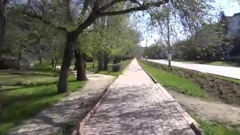 Фото новости - В Феодосии стартует проект по благоустройству парков