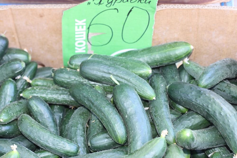 Фото новости - Цены на рынке Феодосии замерли