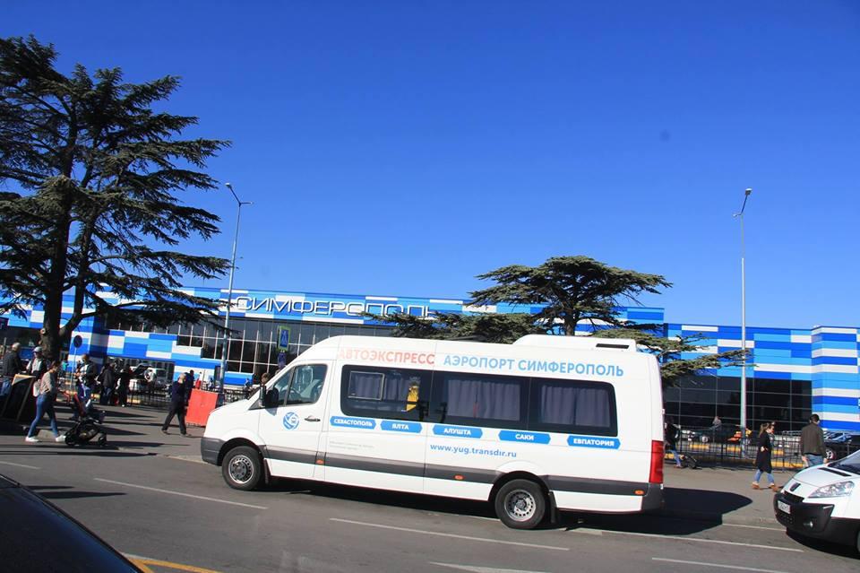 Фото новости - Феодосию и Симферополь свяжет автобусное сообщение по системе Fly&Bus