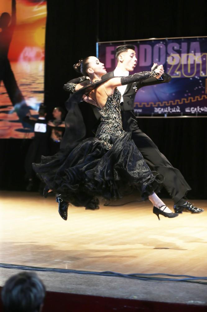 Фото новости - Танцевальный форум «Великий шелковый путь» в Феодосии