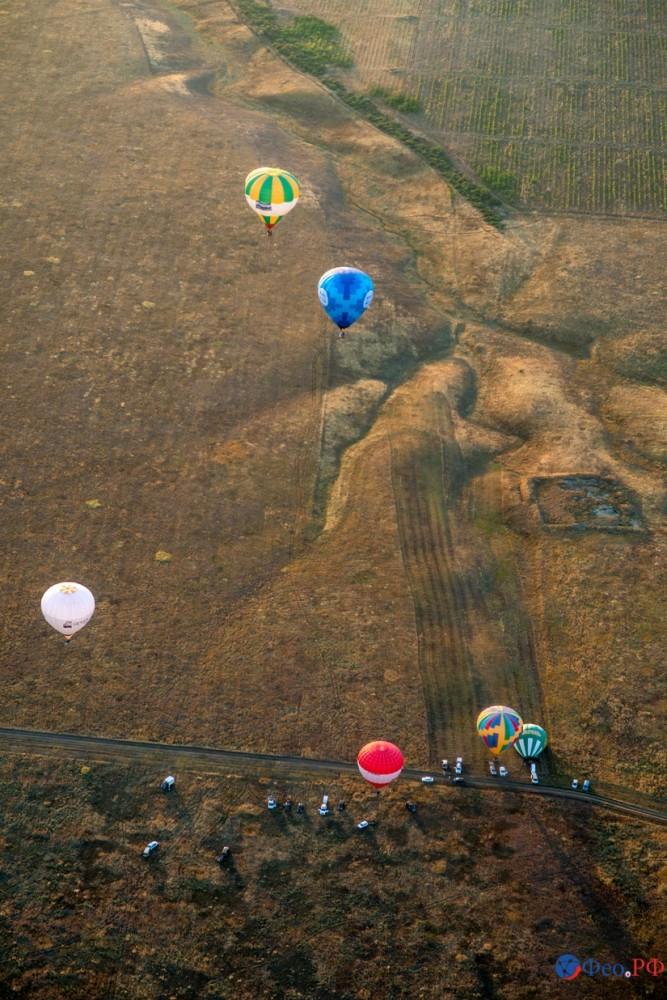 Читать подробнее: С высоты воздушного шара
