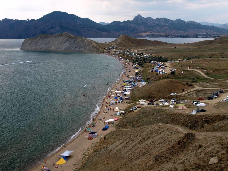 Фото новости - Минприроды Крыма отменило конкурс на благоустройство Тихой бухты