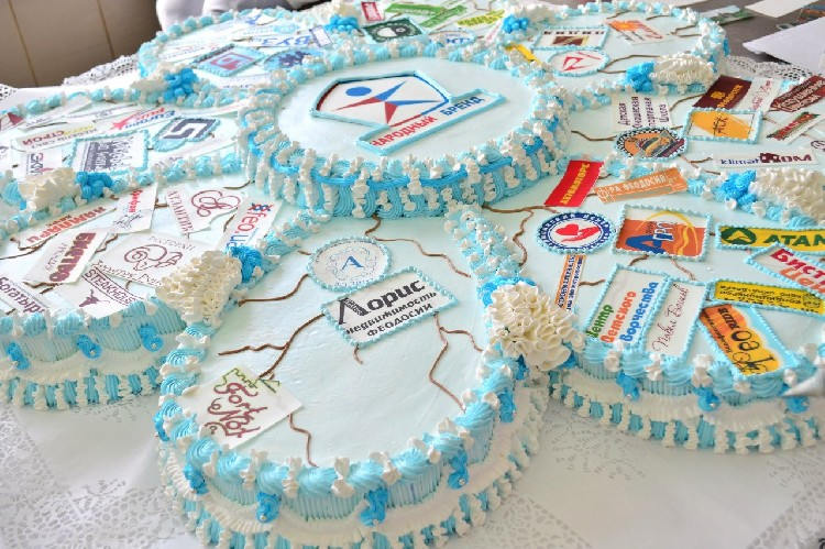 Белая акация феодосия торты фото и цена