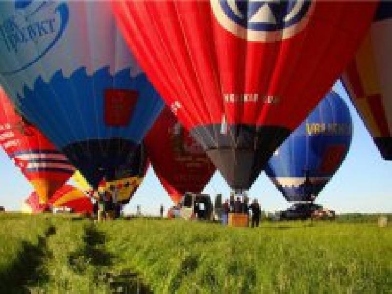 Управление образования - галерея - открытие xv чемпионата по воздухоплаванию