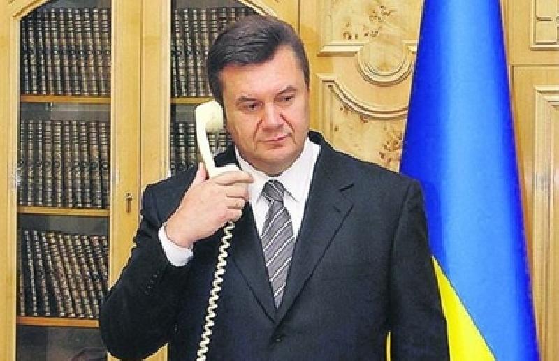 Во время убийств на Майдане Янукович общался с российскими спецслужбами, - прокурор