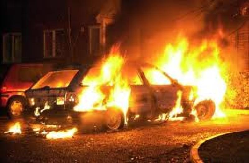 В Кемеровской области двое молодых парней убили таксиста и сожгли его автомобиль
