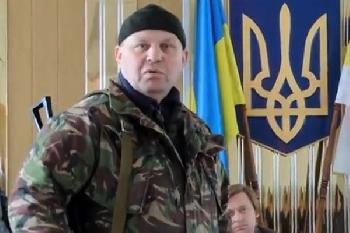 Увеличить - СМИ: Националист Саша Белый убит в кафе «Три карася»