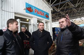 Увеличить - Дмитрий Ачкасов: «Наша цель – модернизация рынков»