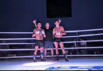 Феодосийские бойцы заняли призовые места на республиканском турнире по ММА - «Новости Феодосии»
