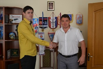 Феодосийский теннисист стал чемпионом Крыма - «Новости Феодосии»