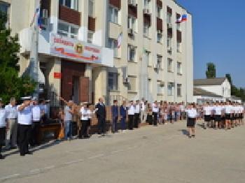 Феодосийский морской военный испытательный центр отметил 55-летний юбилей - «Новости Феодосии»