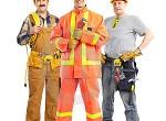 Работники на стройку