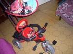 Продам разное: Детский велосипед - каталку (тачки)