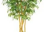 Продам растения: Искусственные деревья, кусты роз и бонсаи