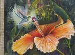 Продам разное: Картина «Отголоски Райского сада»