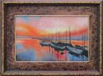 Продам разное: Картина «Яхты»