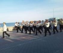 В Алуште пройдет автопробег и парад духовых оркестров