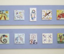 В Севастополе открылась выставка керамической живописи