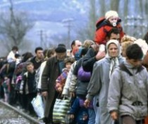В Нижнегорском районе готовы принять тысячу беженцев с юго-востока Украины