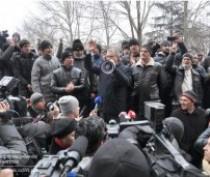 В Крыму предложили разработать правила проведения митингов