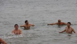 В Феодосии 1 января пройдет массовый новогодний заплыв