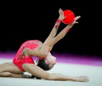 Крымчанка выиграла 4 медали на этапе Кубка мира по художественной гимнастике