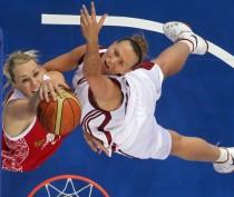 Симферопольские команды победили на старте второго круга женского баскетбольного чемпионата Крыма