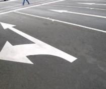 Дорожники начнут наносить разметку на основные развязки и магистрали Симферополя в июне