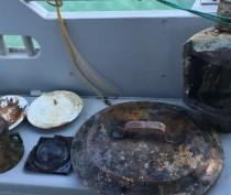 Подводные археологи приступили к исследованию парохода «Веста», затонувшего в Чёрном море в конце XIX века