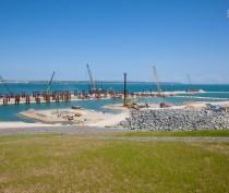 Крымский мост будет построен с минимальным ущербом для экосистемы региона – минприроды РФ