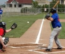 Сборная Крыма выиграла первый этап чемпионата России по бейсболу