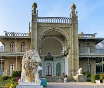 Средняя стоимость посещения крымских дворцов и музеев составляет 150 руб – минкультуры