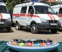 «Крым-Спас» получил новую аварийно-спасательную технику для отрядов в шести крымских городах