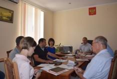 Феодосия. Новость - В администрации обсудили вопросы развития туристической отрасли в Феодосии