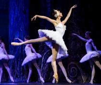 Имперский русский балет покажет на гастролях в Крыму «Лебединое озеро»