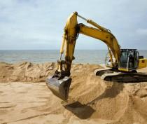 Местные власти Западного Крыма настаивают на прекращении добычи песка ради спасения пляжей