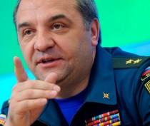 Глава МЧС России проинспектирует пожарные части в Крыму