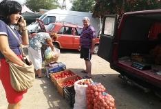 Феодосия. Новость - Жители Приморского получили предписания за нарушения правил благоустройства и стихийную торговлю