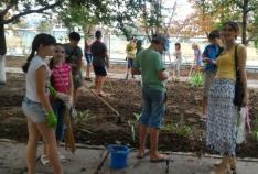 Феодосия. Новость - В феодосийских школах проводят субботники