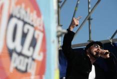 Феодосия. Новость - Приз зрительских симпатий на Koktebel Jazz Party определят по децибелам аплодисментов
