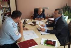 Феодосия. Новость - В Феодосии обсудили меры безопасности во время строительных и ремонтных работ на территории образовательных учреждений