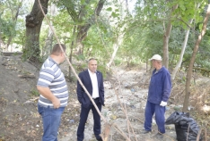 Феодосия. Новость - Генуэзский ров очистят от бытового мусора