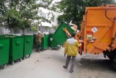 Феодосия. Новость - В Приморском оборудуют новые контейнерные площадки