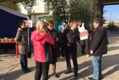 Феодосия. Новость - Представители Министерства промышленной политики провели мониторинг цен в Феодосии