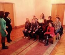 В Феодосии уроки «Школы молодоженов» посетили студенты-юристы