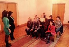 Феодосия. Новость - В Феодосии уроки «Школы молодоженов» посетили студенты-юристы
