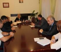 Глава городского округа провела совещание с предприятиями ОПК