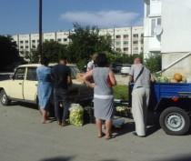 Власти Крыма отчитались о сокращении числа стихийщиков в городах полуострова